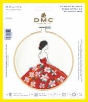 DMC Carmen cross stitch kit